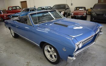 1967 Chevrolet Chevelle for sale 100981512