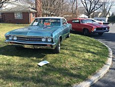1967 Chevrolet Chevelle for sale 100762103