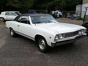 1967 Chevrolet Chevelle for sale 100780366