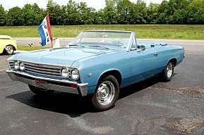 1967 Chevrolet Chevelle for sale 100780373