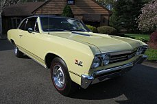1967 Chevrolet Chevelle for sale 100868411
