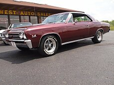 1967 Chevrolet Chevelle SS for sale 100873416