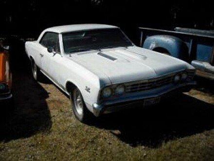 1967 Chevrolet Chevelle for sale 100875384