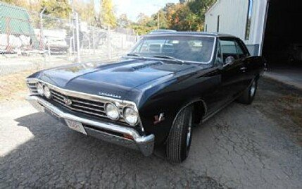 1967 Chevrolet Chevelle for sale 100881446