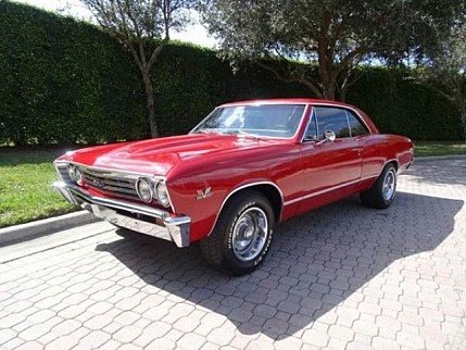 1967 Chevrolet Chevelle for sale 100886824