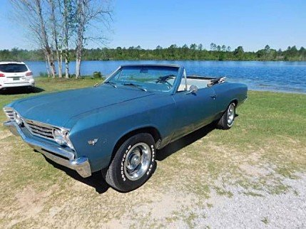 1967 Chevrolet Chevelle for sale 100889138