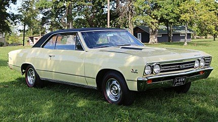 1967 Chevrolet Chevelle for sale 100895157