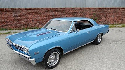 1967 Chevrolet Chevelle for sale 100911621