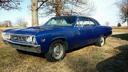 1967 Chevrolet Chevelle SS for sale 100912905