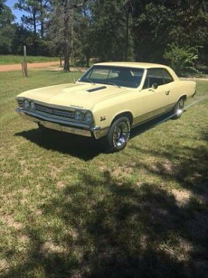 1967 Chevrolet Chevelle SS for sale 100924350