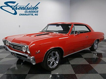 1967 Chevrolet Chevelle for sale 100946523