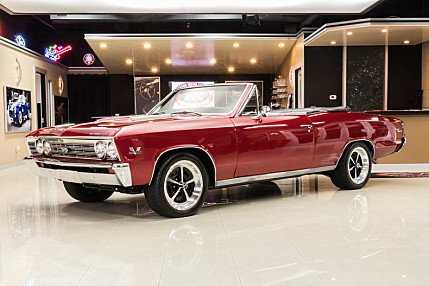 1967 Chevrolet Chevelle for sale 100970519