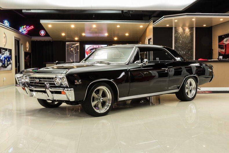 Check Car Vin >> 1967 Chevrolet Chevelle Classics for Sale - Classics on Autotrader