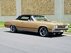 1967 Chevrolet Chevelle for sale 100977574