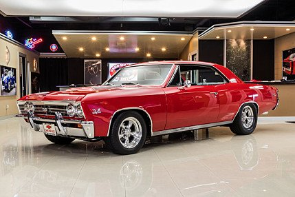 1967 Chevrolet Chevelle for sale 100981984
