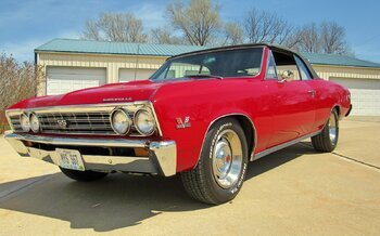 1967 Chevrolet Chevelle SS for sale 100986003