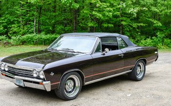 1967 Chevrolet Chevelle for sale 100987025