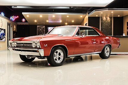 1967 Chevrolet Chevelle SS for sale 100999741