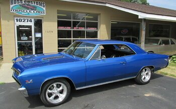 1967 Chevrolet Chevelle SS for sale 101005416