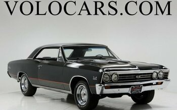 1967 Chevrolet Chevelle for sale 101008586