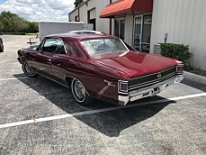 1967 Chevrolet Chevelle for sale 101018408