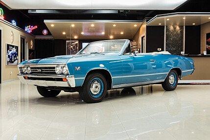 1967 Chevrolet Chevelle for sale 101042645