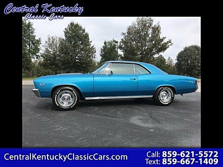 1967 Chevrolet Chevelle SS for sale 101044494