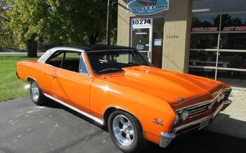 1967 Chevrolet Chevelle for sale 101047421