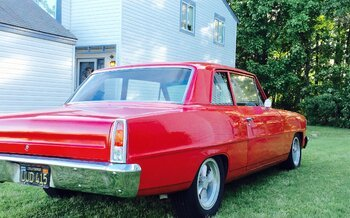 1967 Chevrolet Chevy II for sale 100768184
