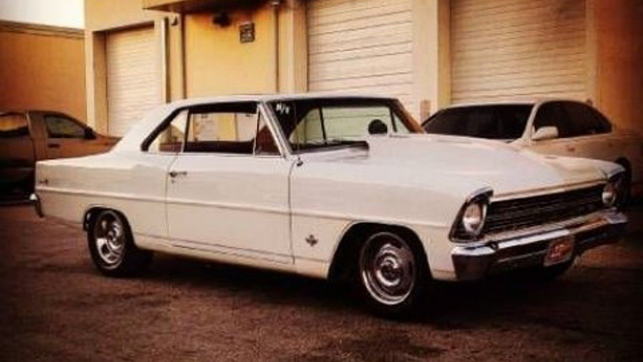 1967 Chevrolet Chevy II for sale 100854942