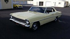 1967 Chevrolet Chevy II for sale 100722616