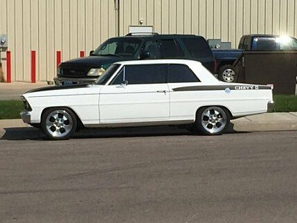 1967 Chevrolet Chevy II for sale 100960319
