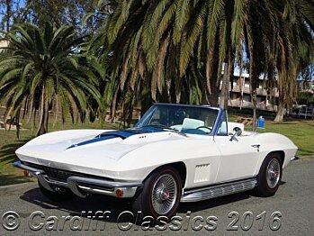 1967 Chevrolet Corvette 427 Convertible for sale 100738270