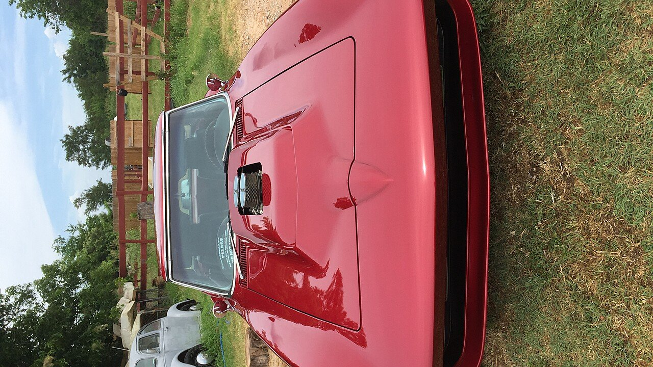 1967 Chevrolet Corvette Convertible for sale 100771796