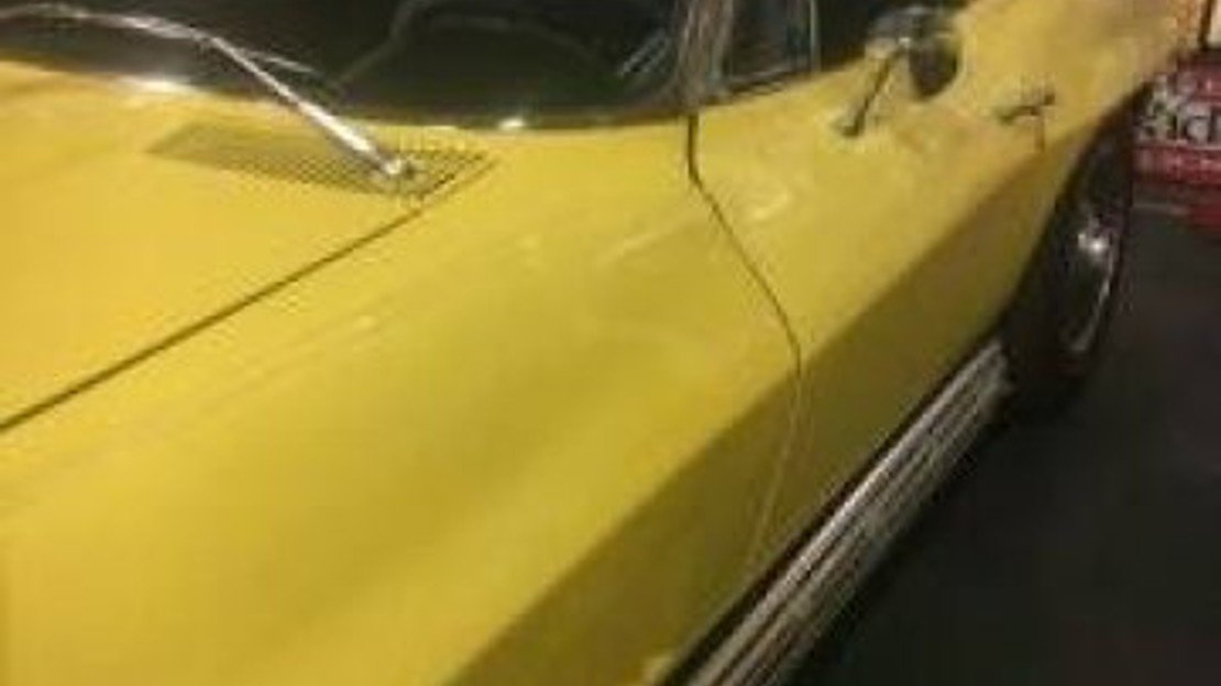 1967 Chevrolet Corvette for sale 100946031