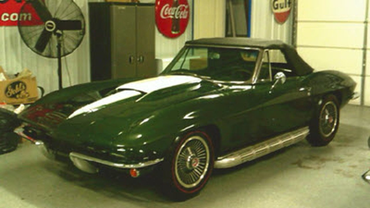 1967 Chevrolet Corvette for sale 101007593