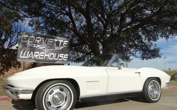 1967 Chevrolet Corvette Convertible for sale 100942161