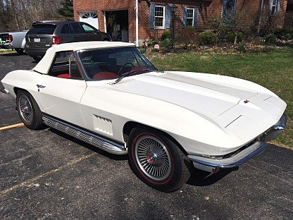 1967 Chevrolet Corvette Convertible for sale 100977495