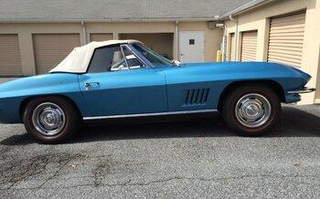 1967 Chevrolet Corvette Convertible for sale 101021802