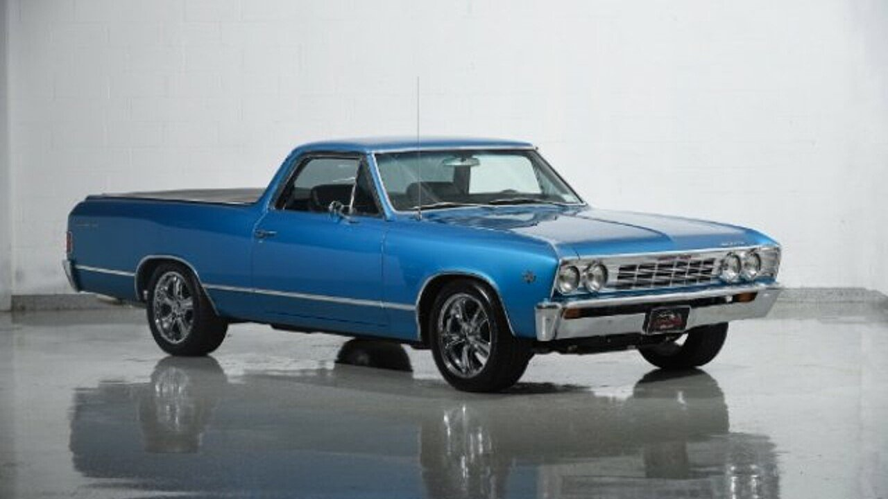 All Chevy chevy classic cars : Chevrolet El Camino Classics for Sale - Classics on Autotrader