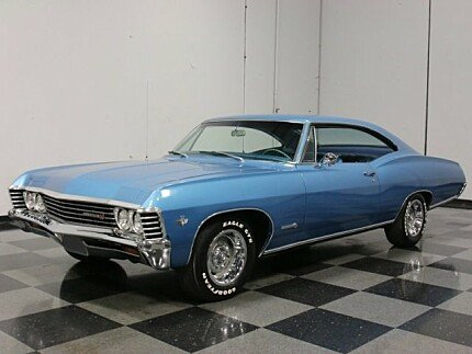 1967 Chevrolet Impala for sale 100019518