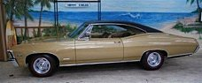 1967 Chevrolet Impala for sale 100780002