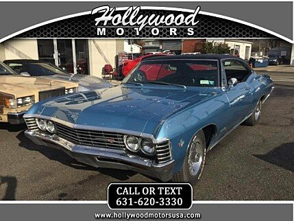 1967 Chevrolet Impala for sale 100835472