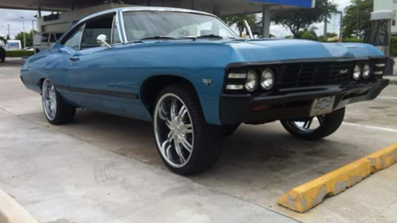 1967 chevrolet impala for sale 100792134
