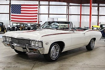 1967 Chevrolet Impala for sale 100911271