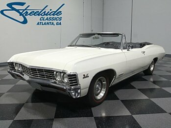 1967 Chevrolet Impala for sale 100945573