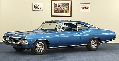 1967 Chevrolet Impala for sale 100835960