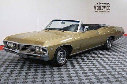 1967 Chevrolet Impala for sale 100891229