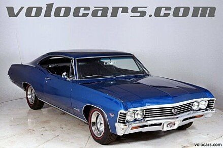 1967 Chevrolet Impala for sale 100924275