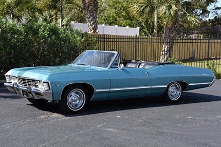 1967 Chevrolet Impala for sale 100953654